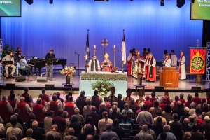 Anglican Church in North America; Assembly, June 2012 in Asheville, North Carolina.